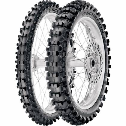 Anvelope Pirelli MX MISO 32 F 70/100-17 TT NHS