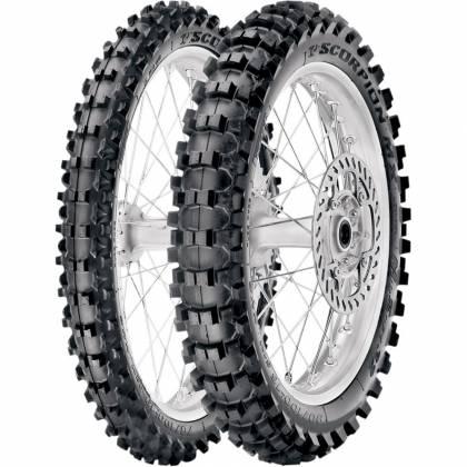 Anvelope Pirelli MX MISO 32 F 70/100-19 TT NHS