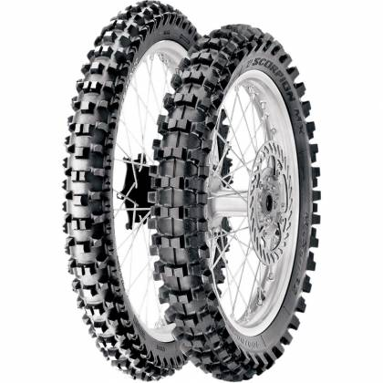 Anvelope Pirelli XCMISO 120/100-18 TT NHS