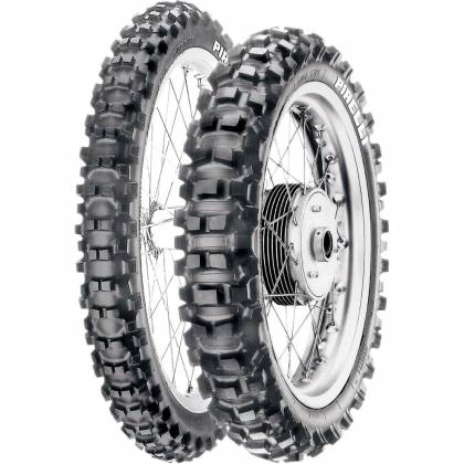 Anvelope Pirelli SCP XCMIH HD 110/100-18 64M