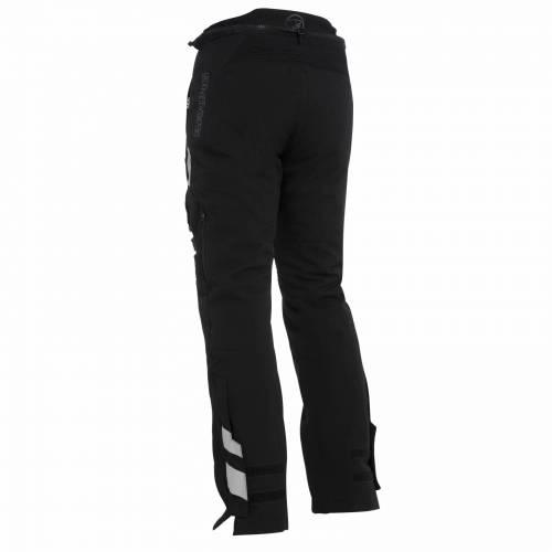 Pantaloni Moto din Textil BERING RANDO · Negru