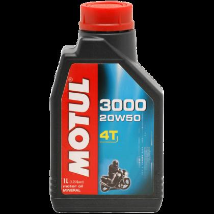 Ulei Motul 3000 4T 20w50 1 L