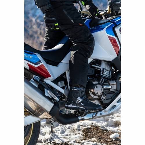 Cizme Moto GAERNE G-MIDLAND · Negru