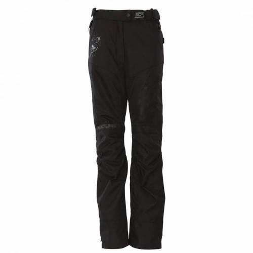 Pantaloni Moto Damă din Textil BERING LADY KEERS · Negru