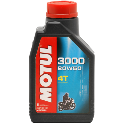 Ulei Motul 3000 4T 20W50 4L