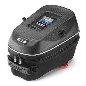 Geantă Moto pentru Rezervor GIVI 3D604 · Negru