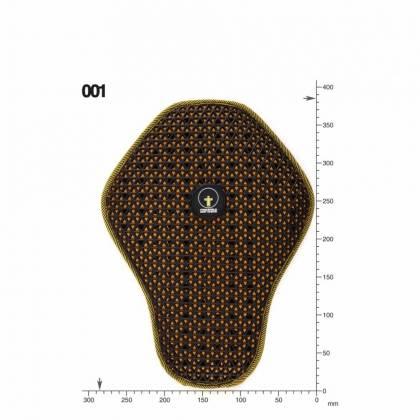 Protecție Moto pentru Spate FORCEFIELD PRO BACK INSERT L2