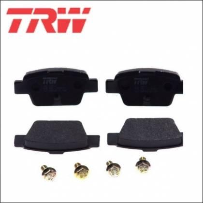 Placute de frana  TRW MCB743SI