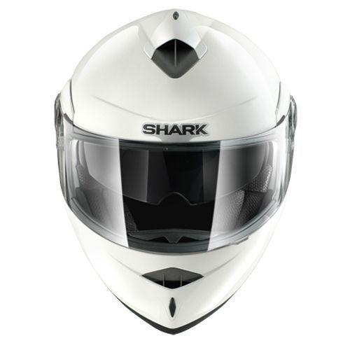Cască Moto Flip Up SHARK OPENLINE PRIME · Alb