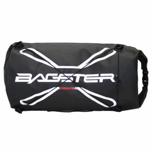 Geantă Moto pentru Șa BAGSTER EVERGLADE 20L · Negru / Alb
