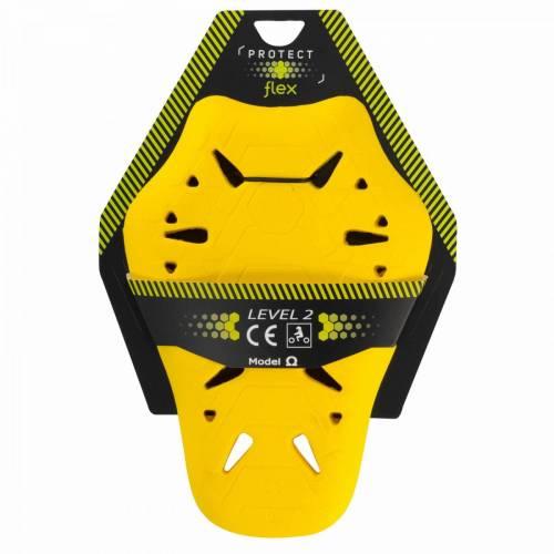 Protecție Moto pentru Spate BERING PROTECT FLEX LEVEL 2 T3   ·  Galben