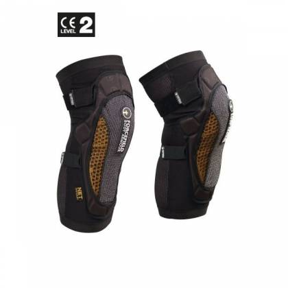 Genunchiere Enduro - Cross PREMIUM FORCEFIELD GRID