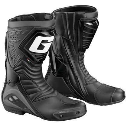 Cizme Moto Sport din Piele & Textil GAERNE G-RW · Negru