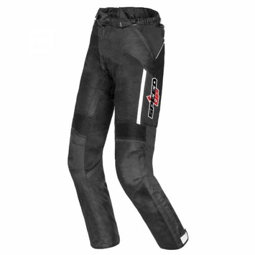 Pantaloni Moto Damă din Textil SPEED UP LARA MESH · Negru