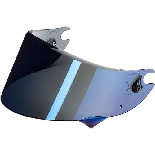Vizieră Cască Moto SHARK IRIDIUM BLUE RACE-R PRO, SPEED-R · Albastru