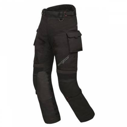 Pantaloni Moto din Piele & Textil SIXGEAR DELTA FORCE