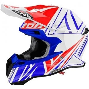 Cască Enduro - Cross AIROH TERMINATOR 2.1 CUT GLOSS