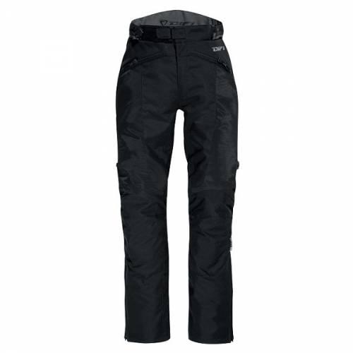 Pantaloni Moto Damă din Textil Difi SAN DIEGO · Negru