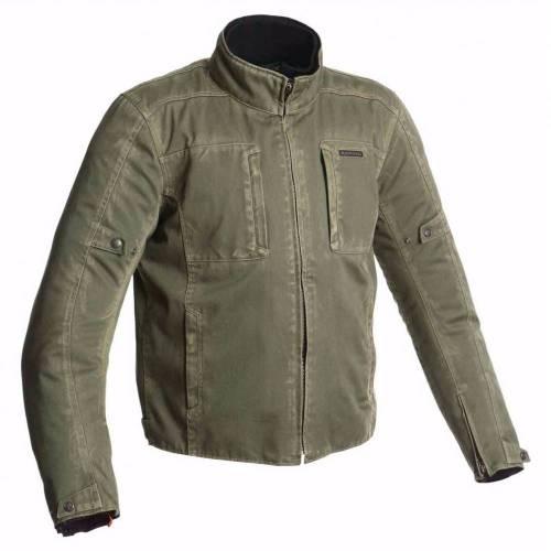 Geacă Moto din Textil Bering BRODY · Kaki