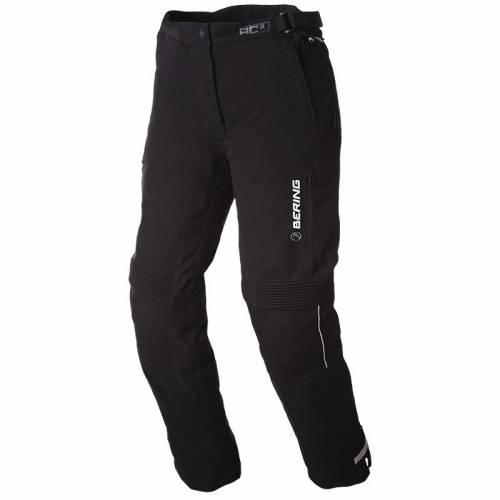 Pantaloni Moto Damă din Textil BERING LADY SAFARI · Negru