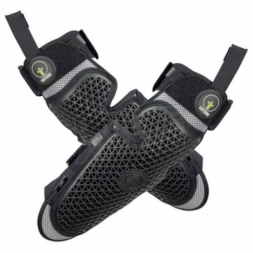 Cotiere Enduro - Cross FORCEFIELD EXTREME ARM · Negru / Gri