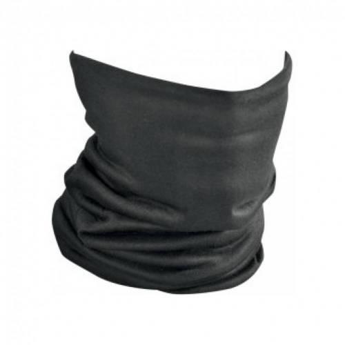 Eșarfă Moto ZAN HEADGEAR SKULL X-BONES · Negru / Alb