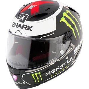 Cască Moto Integrală SHARK RACE-R PRO LORENZO MONSTER