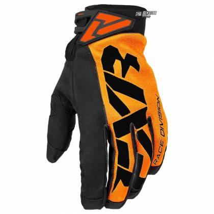 Manusi FXR  COLD CROSS  orange/black