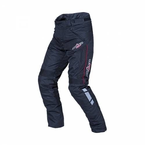 Pantaloni Moto din Textil SPEED UP ZONE · Negru