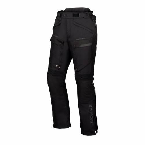 Pantaloni Moto din Textil BERING RUBICON · Negru