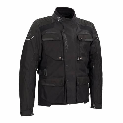 Geacă Moto din Textil BERING RUBICON · Negru