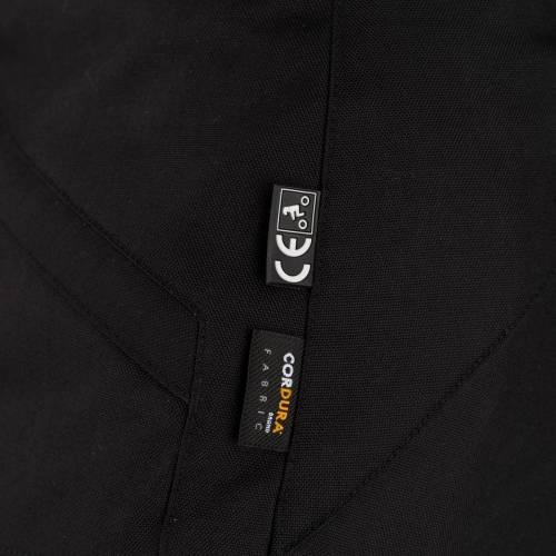 Pantaloni Moto din Textil BERING SHIELD GTX Goretex · Gri / Negru