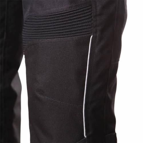 Pantaloni Moto Damă din Textil BERING LADY INTREPID · Negru