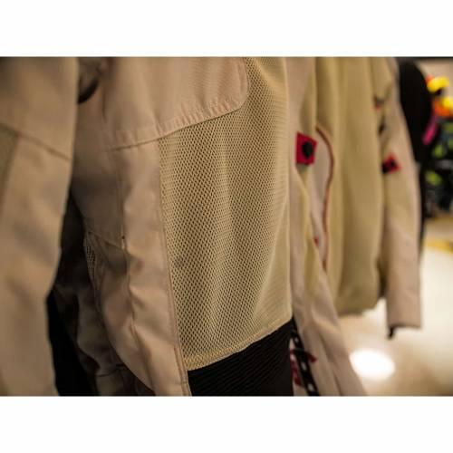 Pantaloni Moto Damă din Textil SPEED UP PIXIE · Alb / Negru