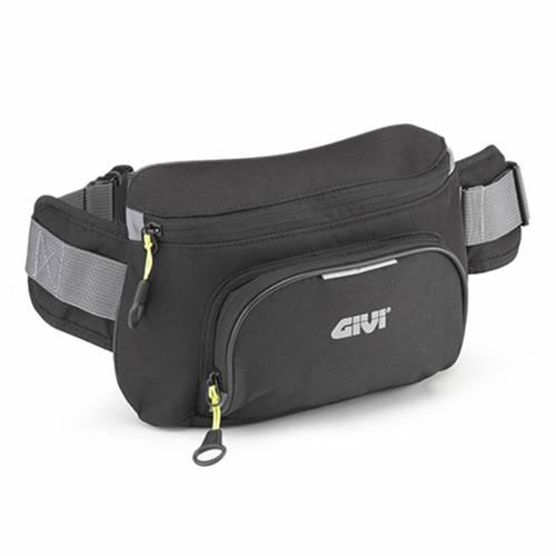 Borșetă GIVI EA108B · Negru / Gri