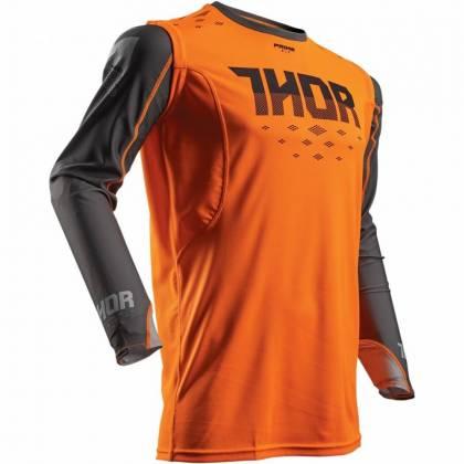 Tricou THOR S7 PRIMEFIT - portocaliu/gri