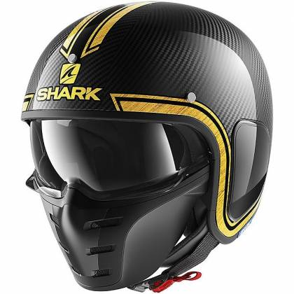 Cască Moto Open Face SHARK S-DRAK VINTA