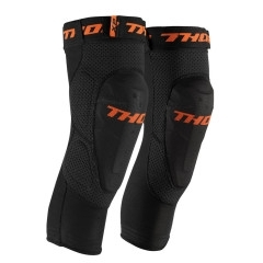 Cotiere Enduro - Cross THOR COMP XP · Negru