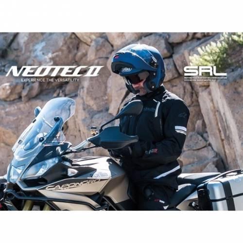 Sistem de Comunicație Bluetooth SENA SRL pentru Shoei Neotec II