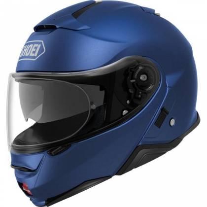 Cască Moto Flip-Up SHOEI NEOTEC-II MATT BLUE METALIC