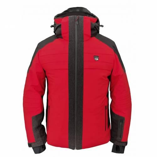 Geacă Outdoor / Ski / Munte STRINDBERG 2147 D, Dermizax · Roșu / Negru
