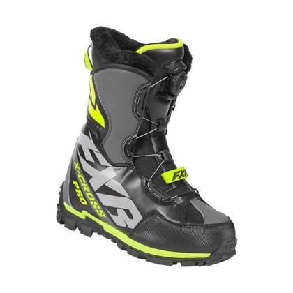 Cizme FXR Snowmobile X-CROSS PRO BOA