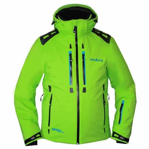 Geacă Outdoor / Ski / Munte STRINDBERG 2073T, Toraydelfy · Verde / Negru