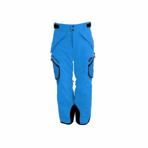 Pantaloni Outdoor / Schi STRINDBERG 2104, Dermizax · Albastru / Negru