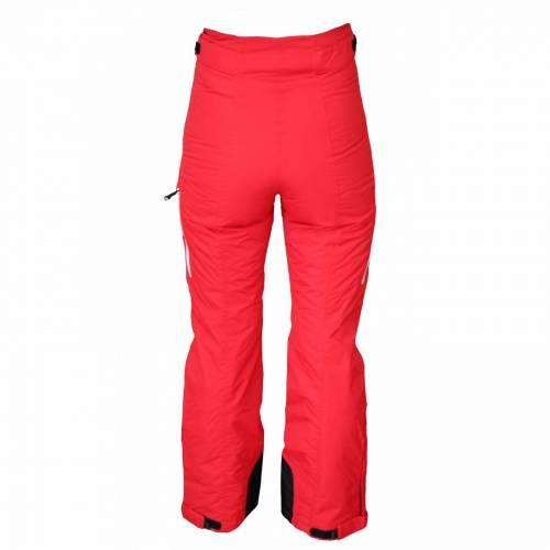 Pantaloni Outdoor / Schi Softshell Damă STRINDBERG, Toraydelfy 5036 · Roșu / Negru