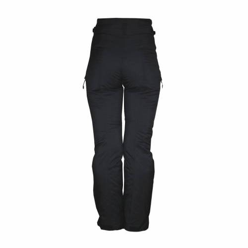 Pantaloni Outdoor / Schi Softshell Damă STRINDBERG 5048N, Toraydelfy · Negru