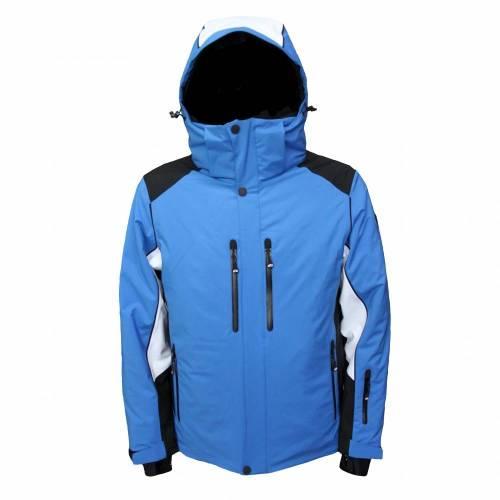 Geacă Outdoor / Alpinism / Ski STRINDBERG 2145 SBAN, Dermizax · Albastru / Negru