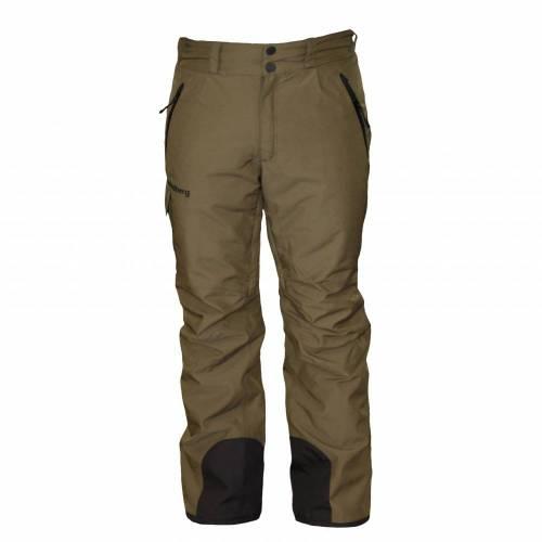 Pantaloni Softshell Outdoor / Schi STRINDBERG 2142DEV, Toraydelfy · Maro / Negru