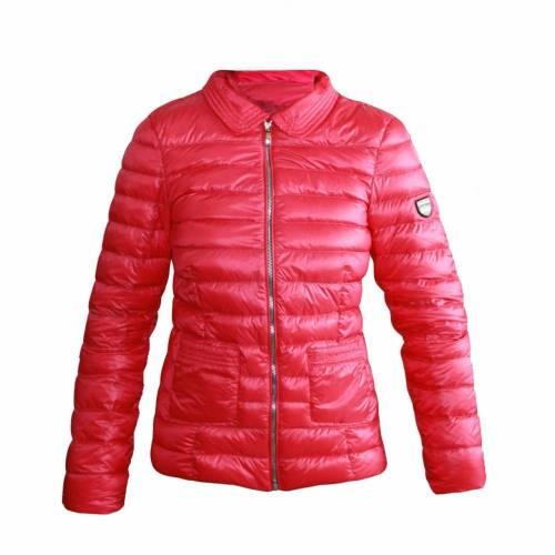 Geacă Puf Damă STRINDBERG 5084 · Roșu