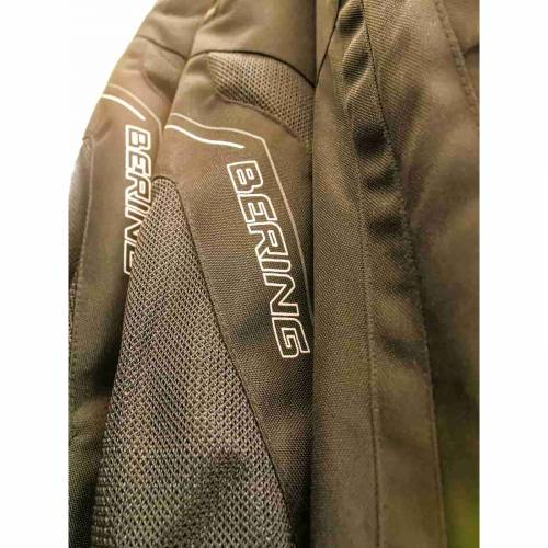 Pantaloni Moto din Textil BERING CANCUN · Negru
